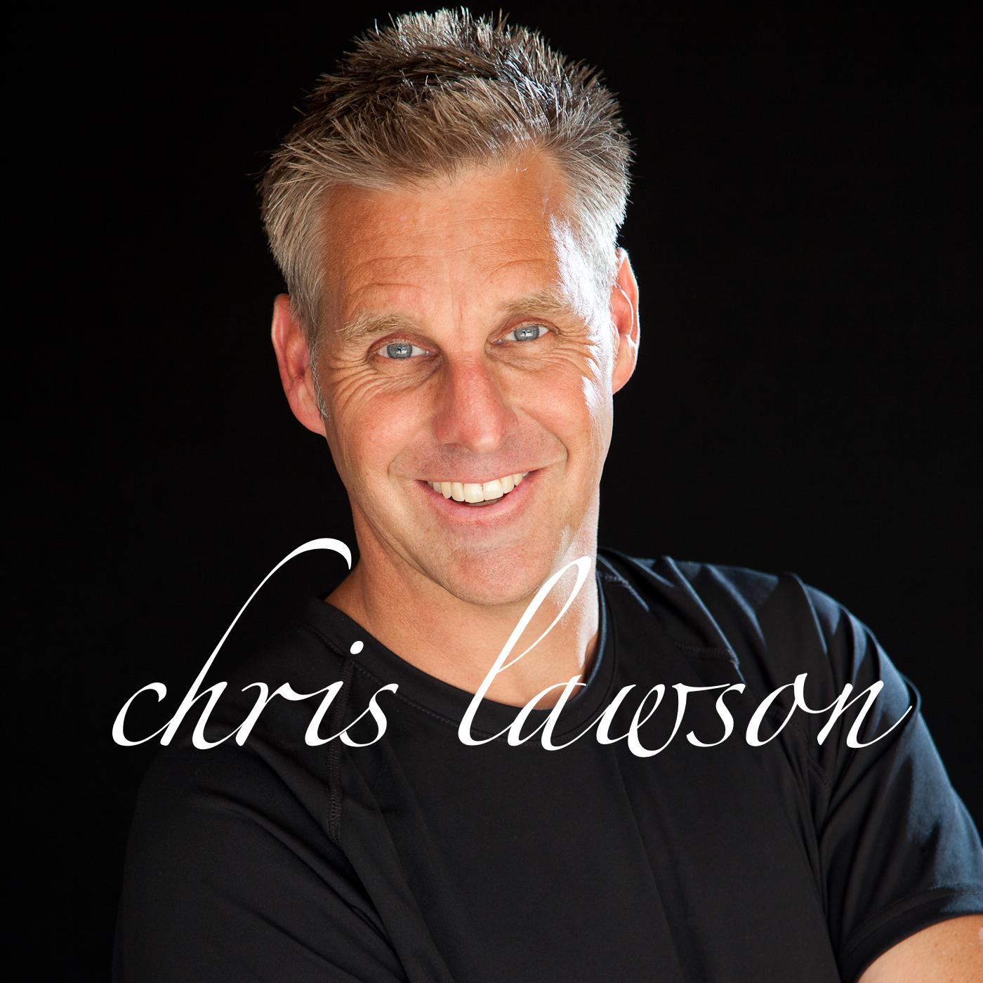 Chris Lawson | Spiritual Research Network logo