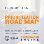 Artwork for 166. Inventing the Future with Alexander Osterwalder | Prioritization Road Map