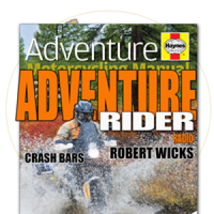 Robert Wicks Adventure Books & Crash Bars that Crash Well?