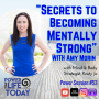 """Artwork for Power Session #53: """"Secrets To Becoming Mentally Strong"""" with Amy Morin"""