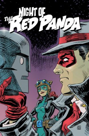 Artwork for Night of the Red Panda 02 One Tin Soldier pt 2