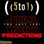 Artwork for 46 - Star Wars The Last Jedi Predictions - 5 to 1
