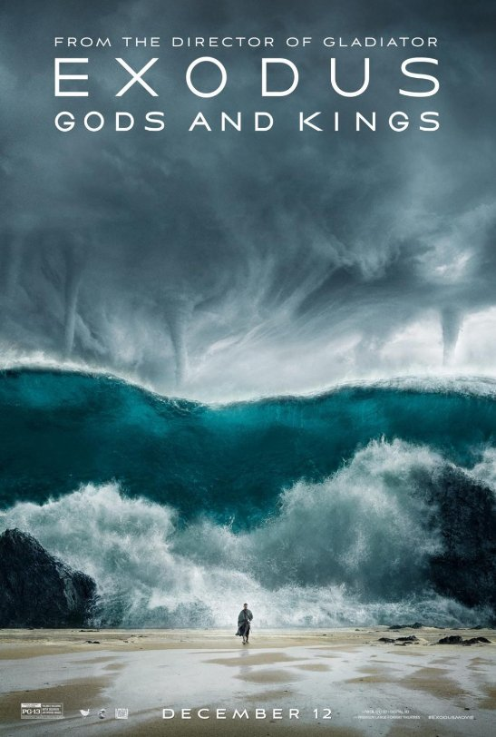 Ep. 76 - Exodus: Gods and Kings (The Ten Commandments vs. The Prince of Egypt)