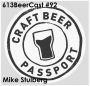 Artwork for #92 - Craft Beer Passport with Mike Stulberg