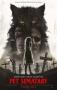 "Artwork for Book Vs Movie ""Pet Sematary"" (Replay)"