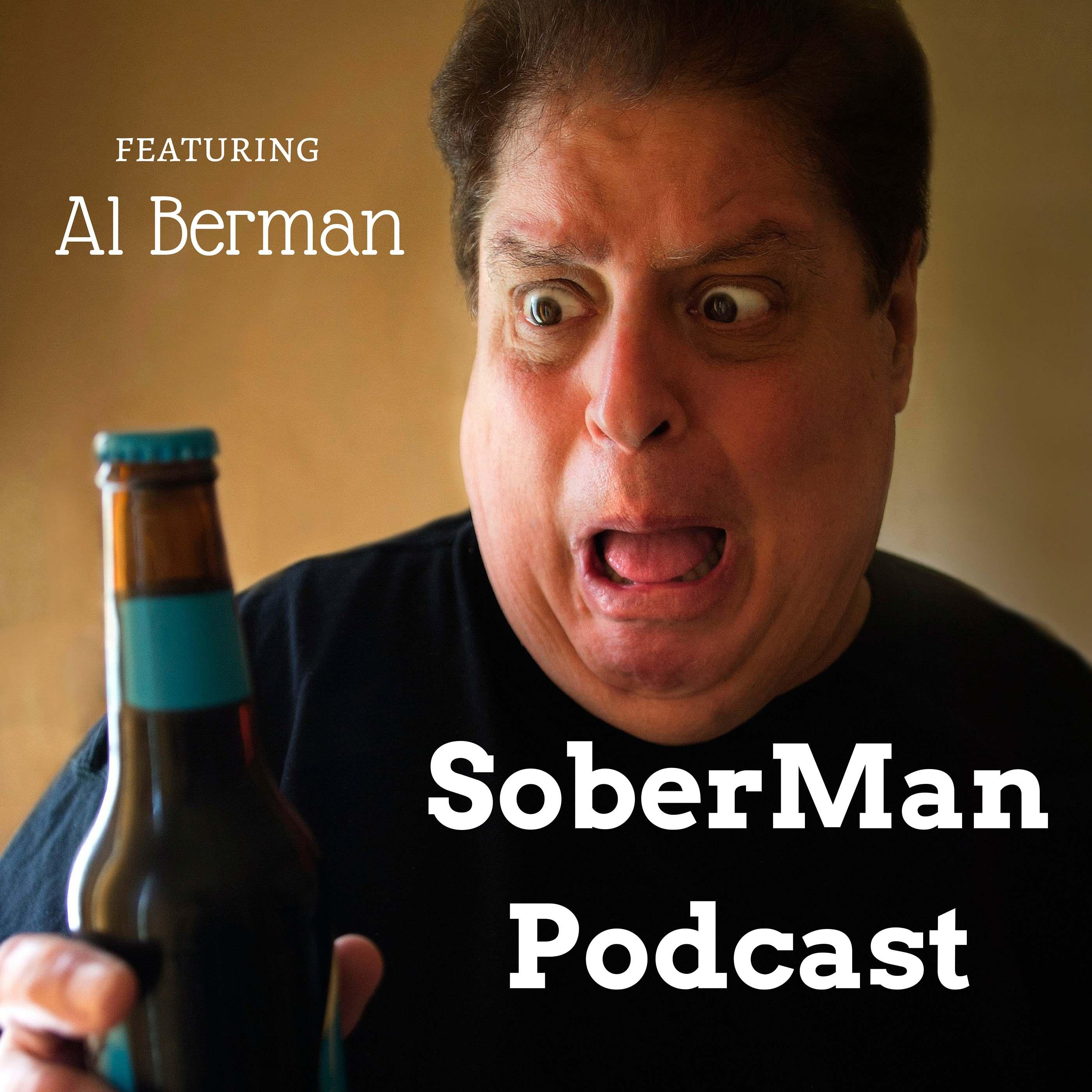 Soberman Podcast | A Comedic Slice of Urban Life show art