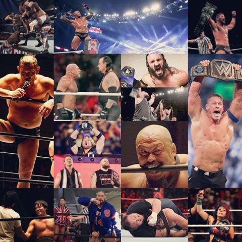 3blackgeeks podcast: Royal Rumble 2017