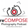 Artwork for reCOMPOSE 005: State of the industry and Mirrorless vs DSLR