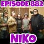 Artwork for Episode 882 - Niko (Rock band)