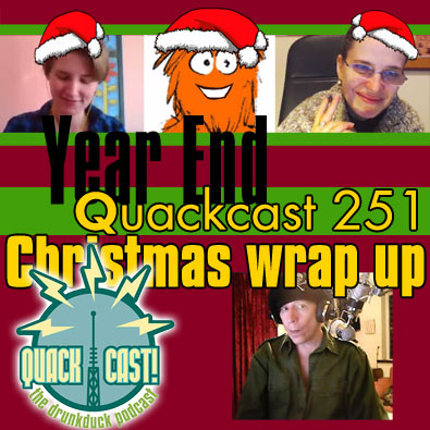 Episode 251 - Year end Christmas wrap up
