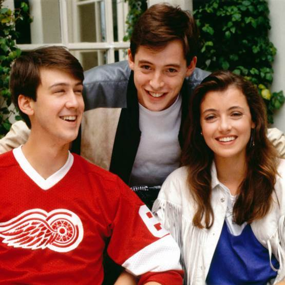 Ferris Buellers Day Off Sloane Youth T-Shirt
