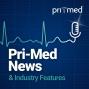 Artwork for Pri-Med News Episode #1
