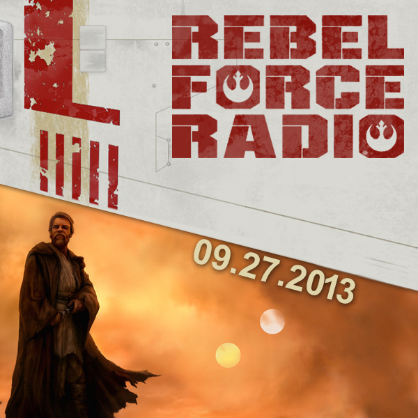 RebelForce Radio: September 27, 2013