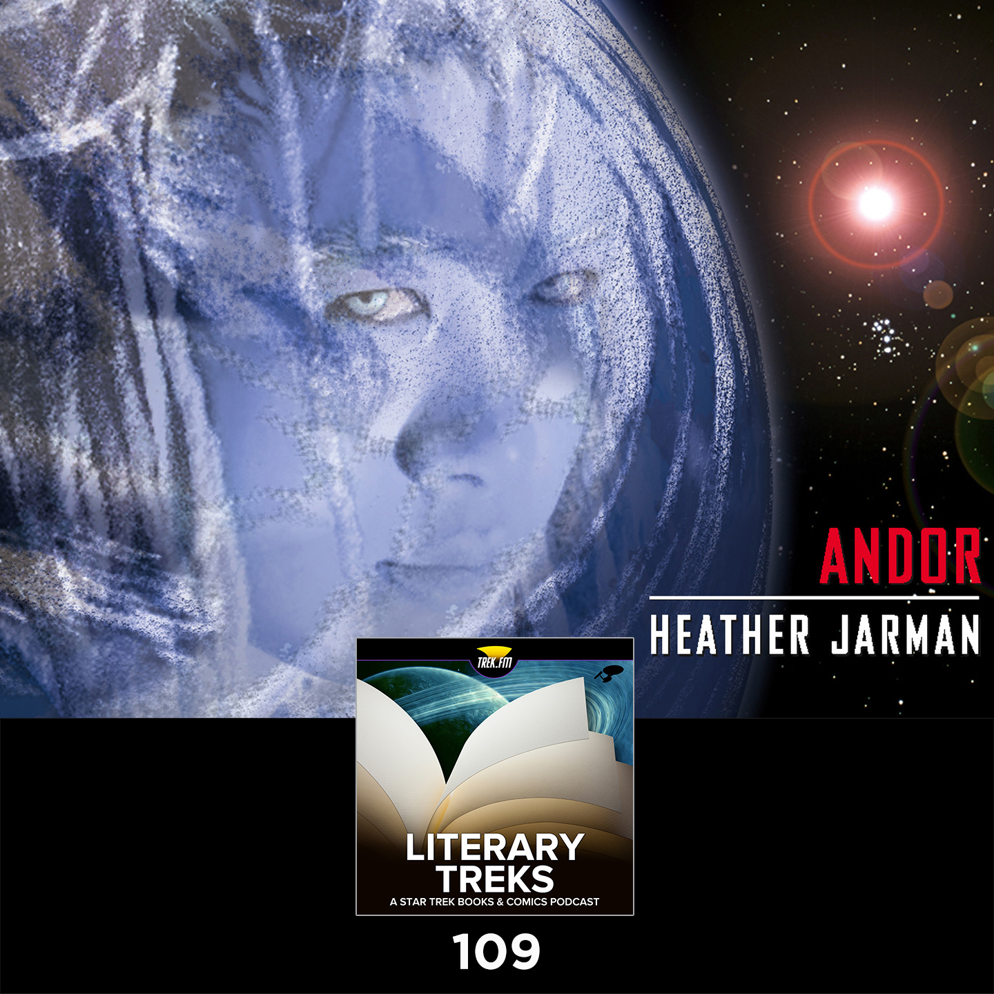 109: Andorian High School Musical
