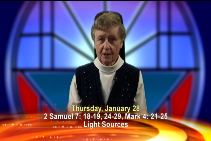 Artwork for Thursday, January 28th Today's Topic: Light Sources