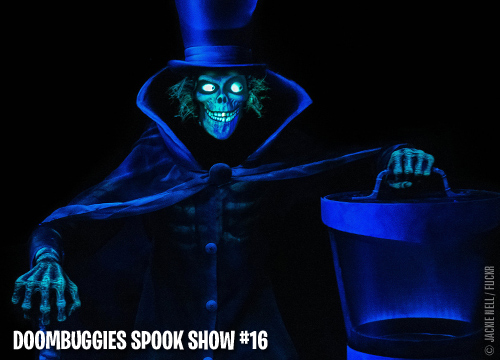 DoomBuggies Spook Show Episode 16: Imagineer Patrick Romandy-Simmons, Ghost Post subscriptions