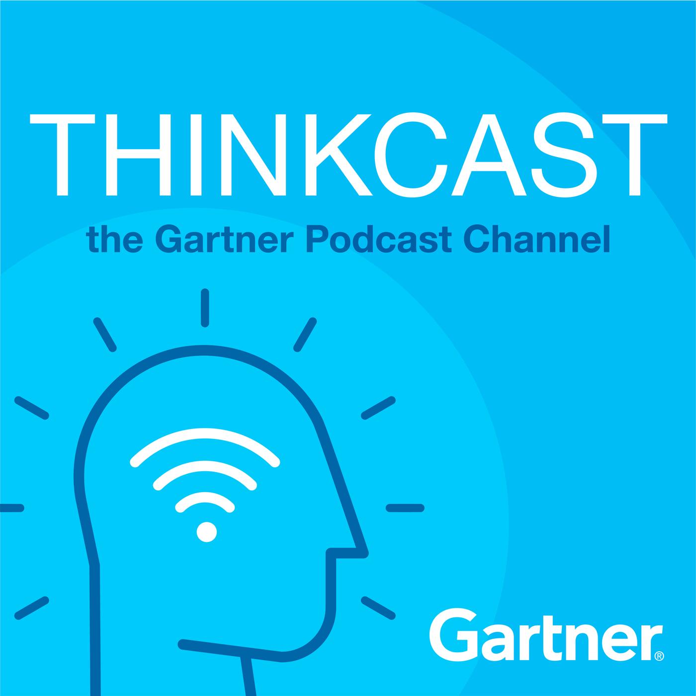 Artwork for Gartner ThinkCast 111: 3 Keys to IoT Strategy Implementation