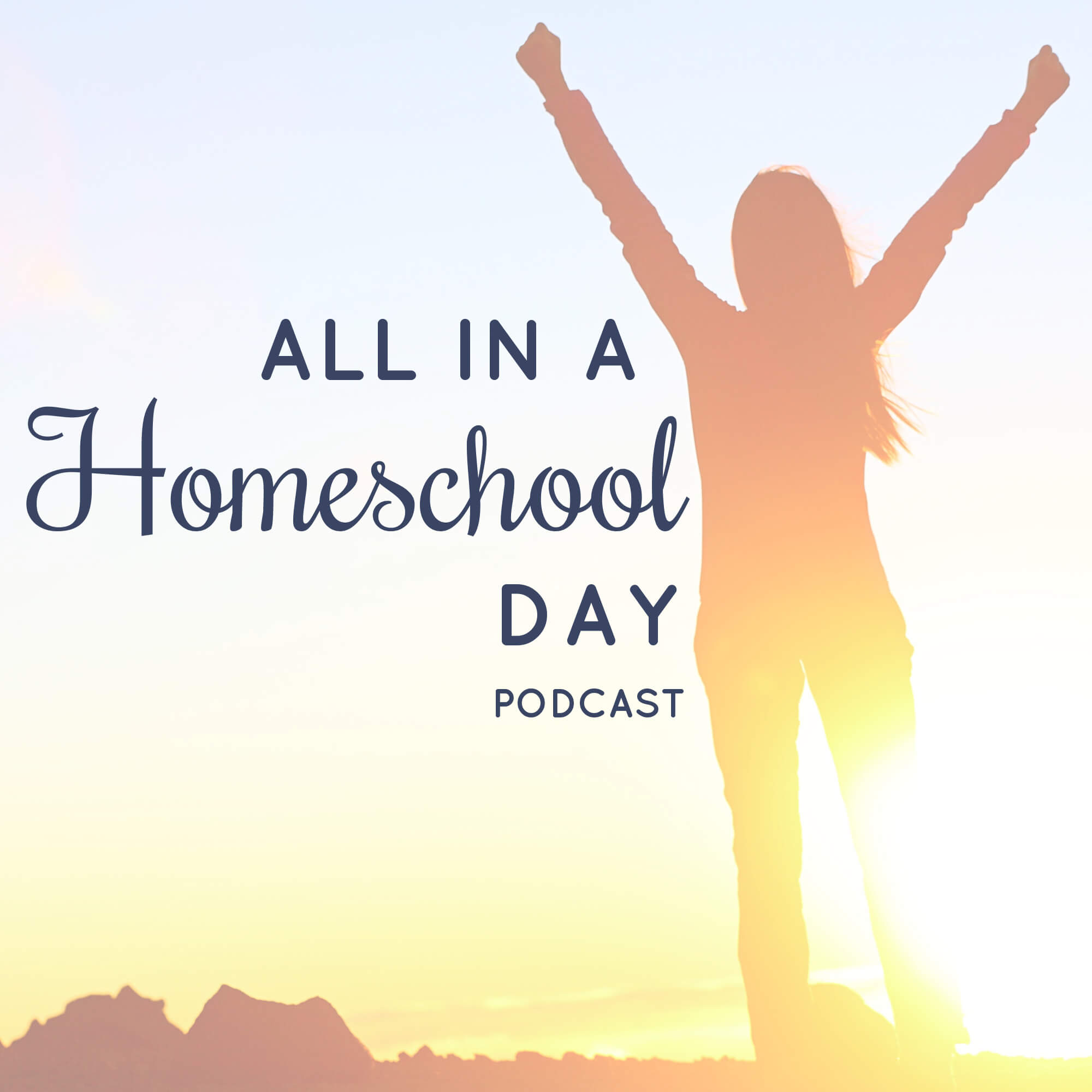 How do you change your homeschool mindset as your children get older?