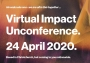Artwork for Virtual Impact Unconference