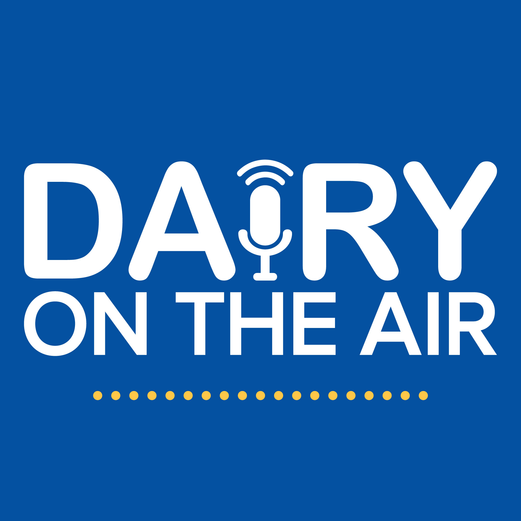 Dairy on the Air show art