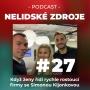 Artwork for 27: Když ženy řídí rychle rostoucí firmy se Simonou Kijonkovou, zakladatelkou Zásilkovna.cz
