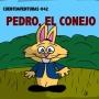 Artwork for #42 Pedro, El Conejo (Potter)