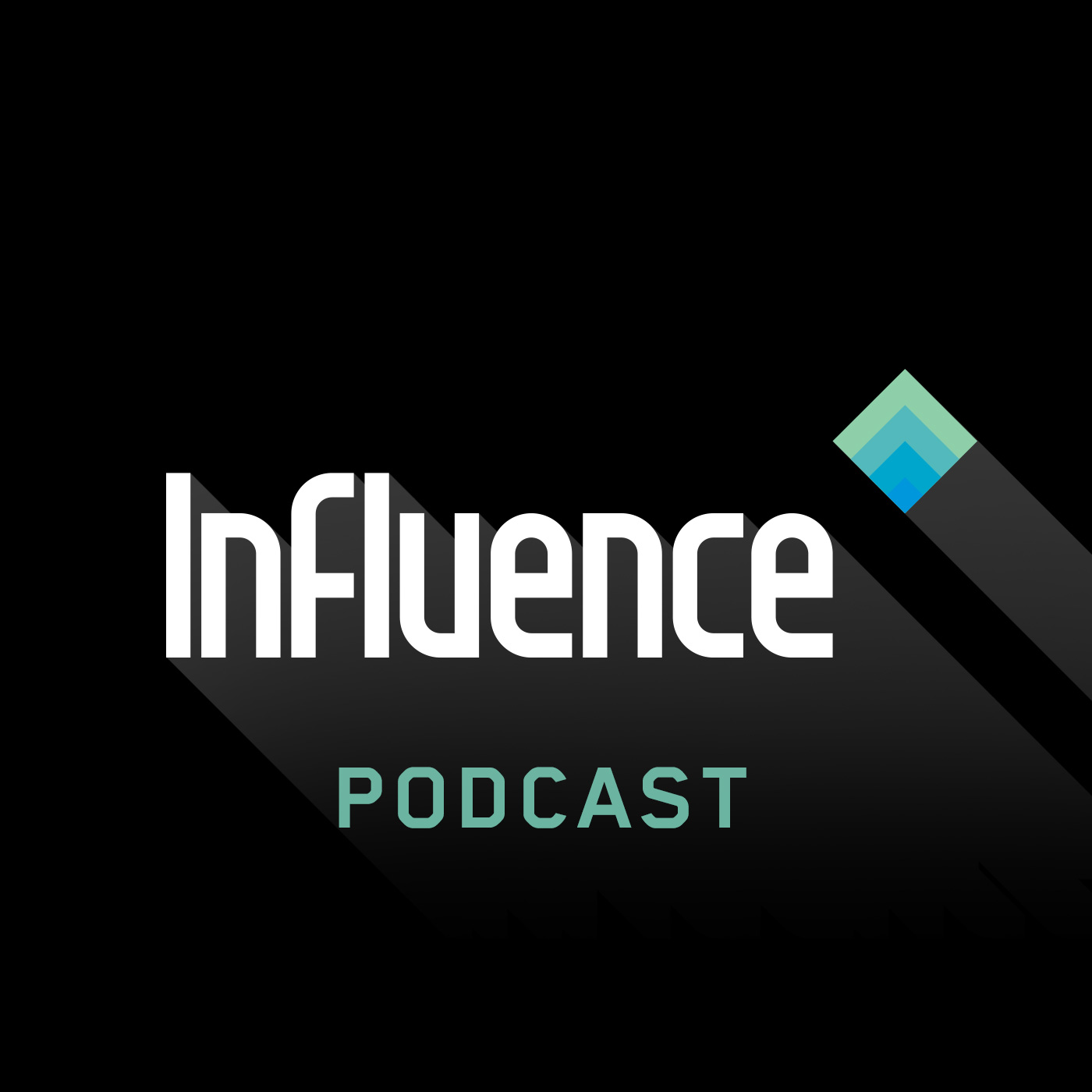 Influence Podcast show art