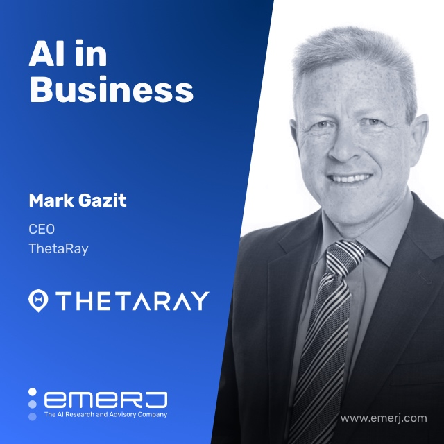 AI Transformation in Banking Compliance - with Mark Gazit of Thetaray