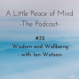 Artwork for Episode 32: Wisdom and Wellbeing - with Ian Watson