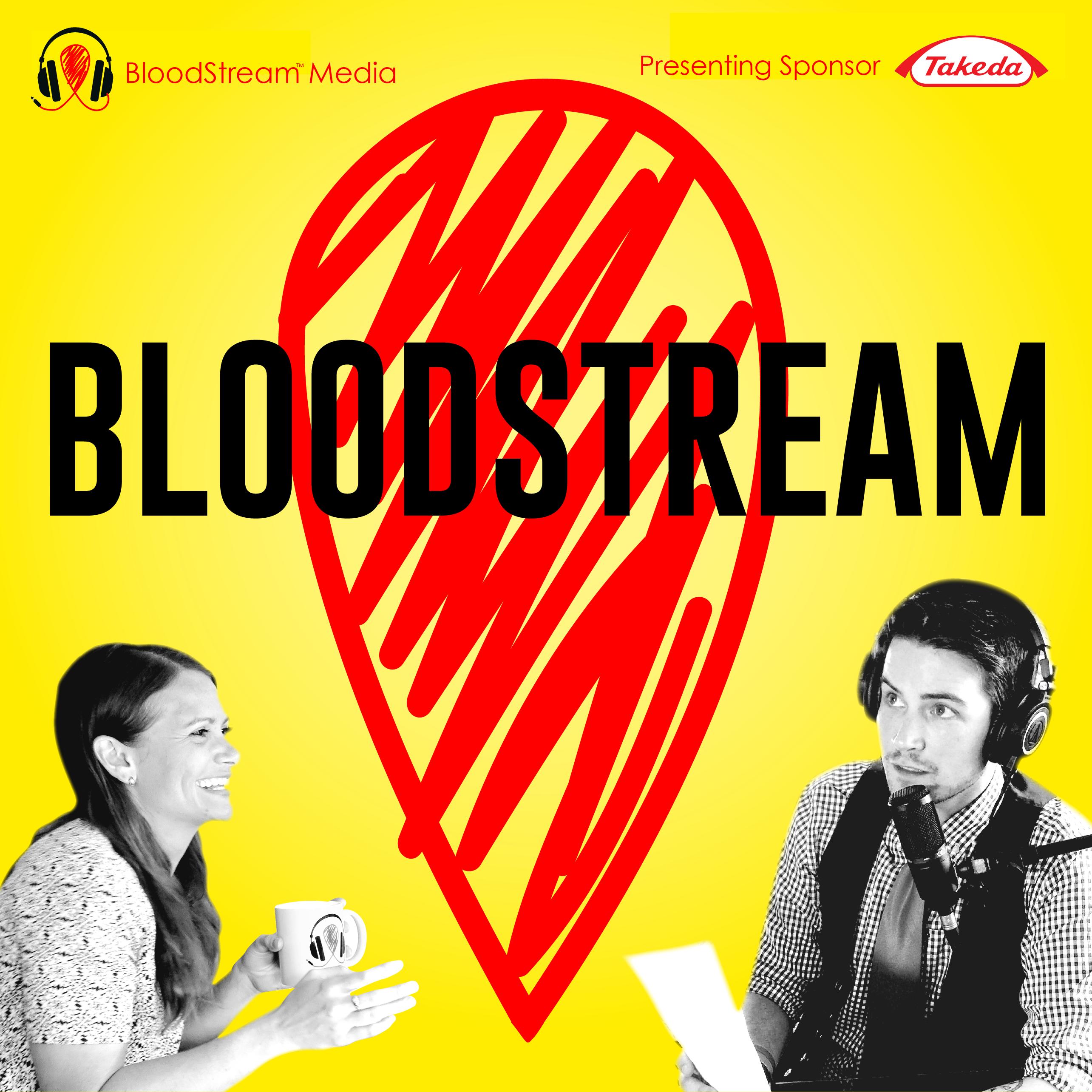 BloodStream show art