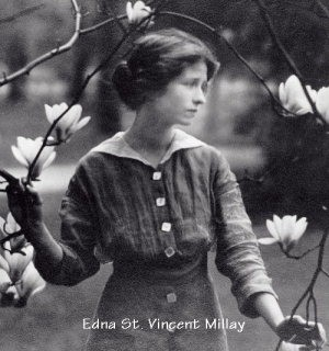 Edna St. Vincent Millay - Recuerdo and Love is Not All