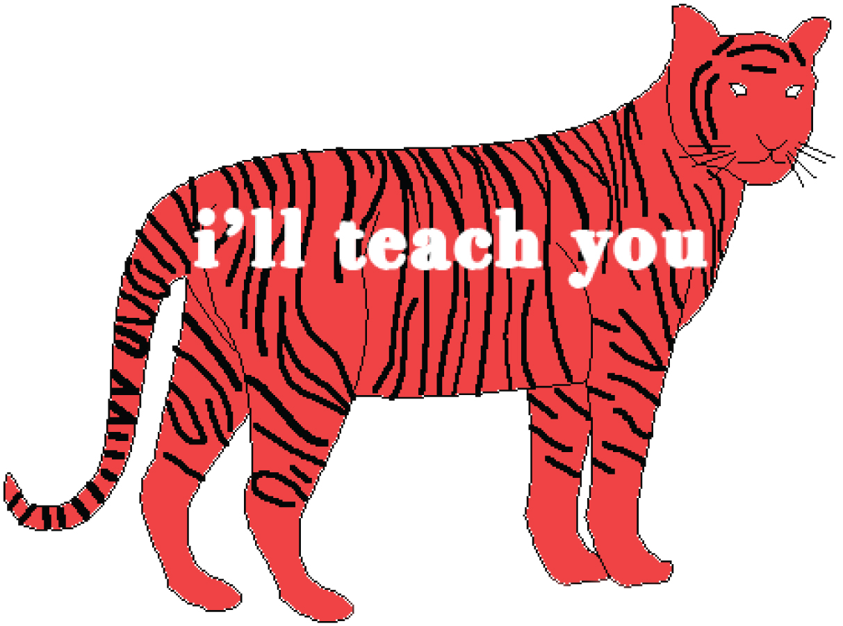 I'll Teach You