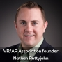 Artwork for State of the VR/AR Association with Nathan Pettyjohn