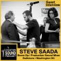 Artwork for 033 Steve Saada - Boom Op and Production Sound Mixer based out of the Baltimore/DC area and has worked on House of Cards and Veep.