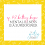 Artwork for 43. Brittany Berger: Mental Illness is a Superpower