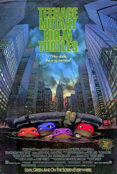 The 1990 Teenage Mutant Ninja Turtles Review