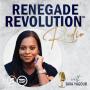 Artwork for Renegade Revolution Radio Episode 13: Energy Harvesting & 4D Part 1