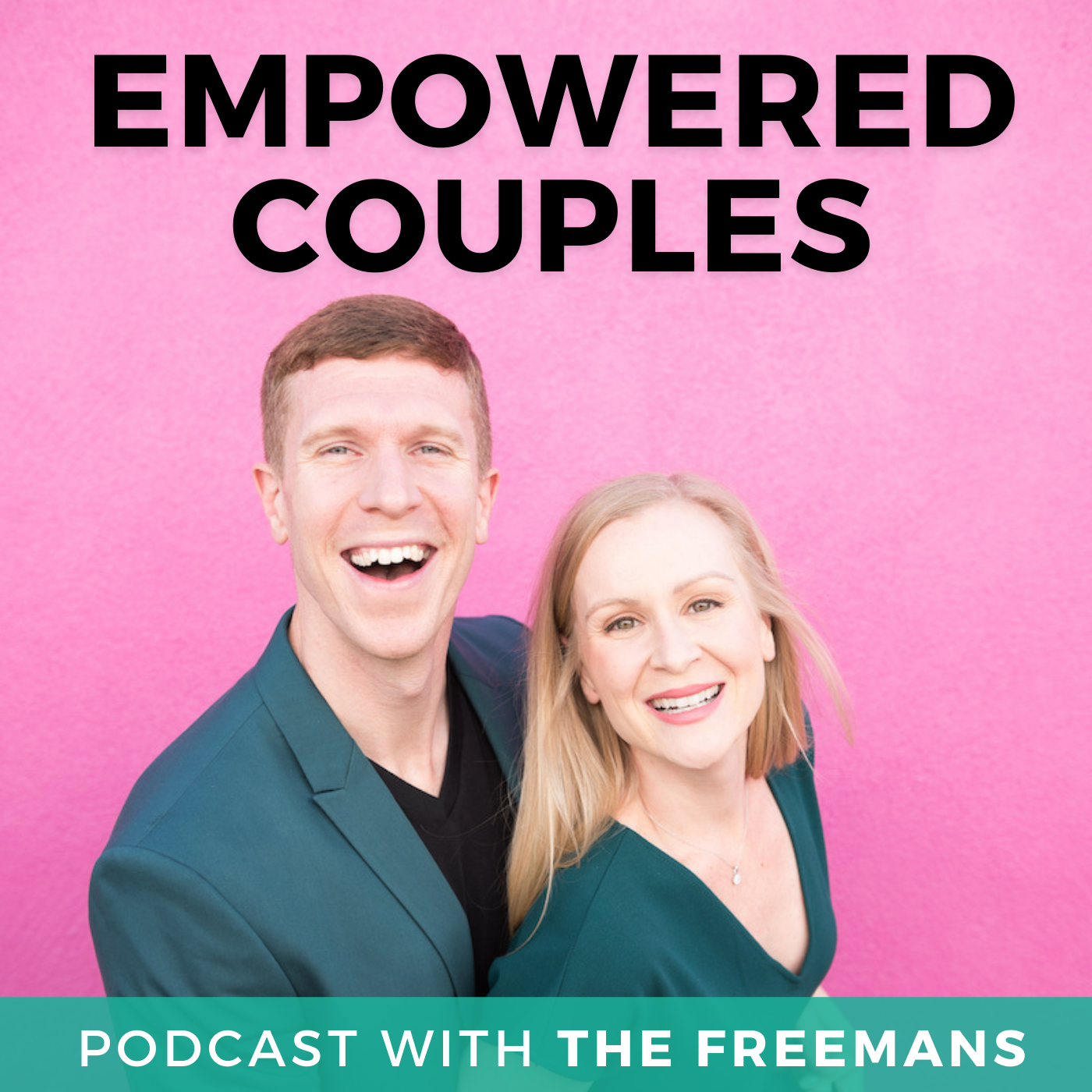 EmPowered Couples with The Freemans show art