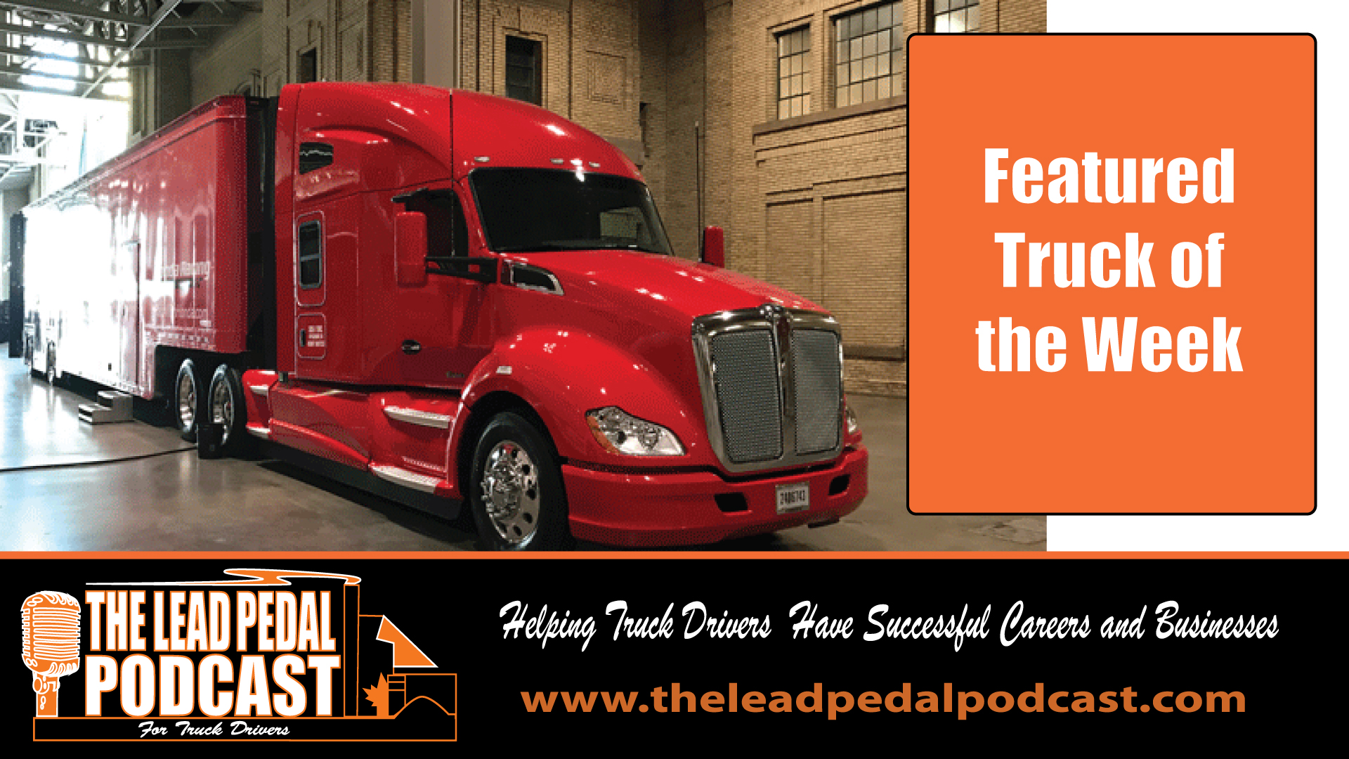 LP651 Featured Truck of the Week - Honda Indy Kenworth