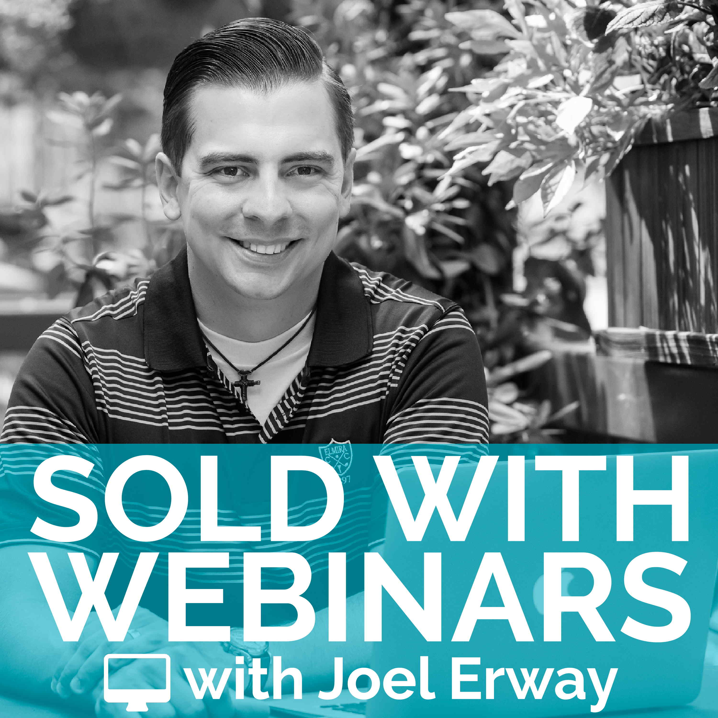 Sold With Webinars Podcast show art