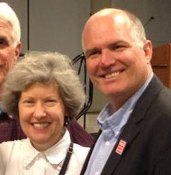 Mary Lindsay & David Cobb on Move To Amend & Supporting KKFI