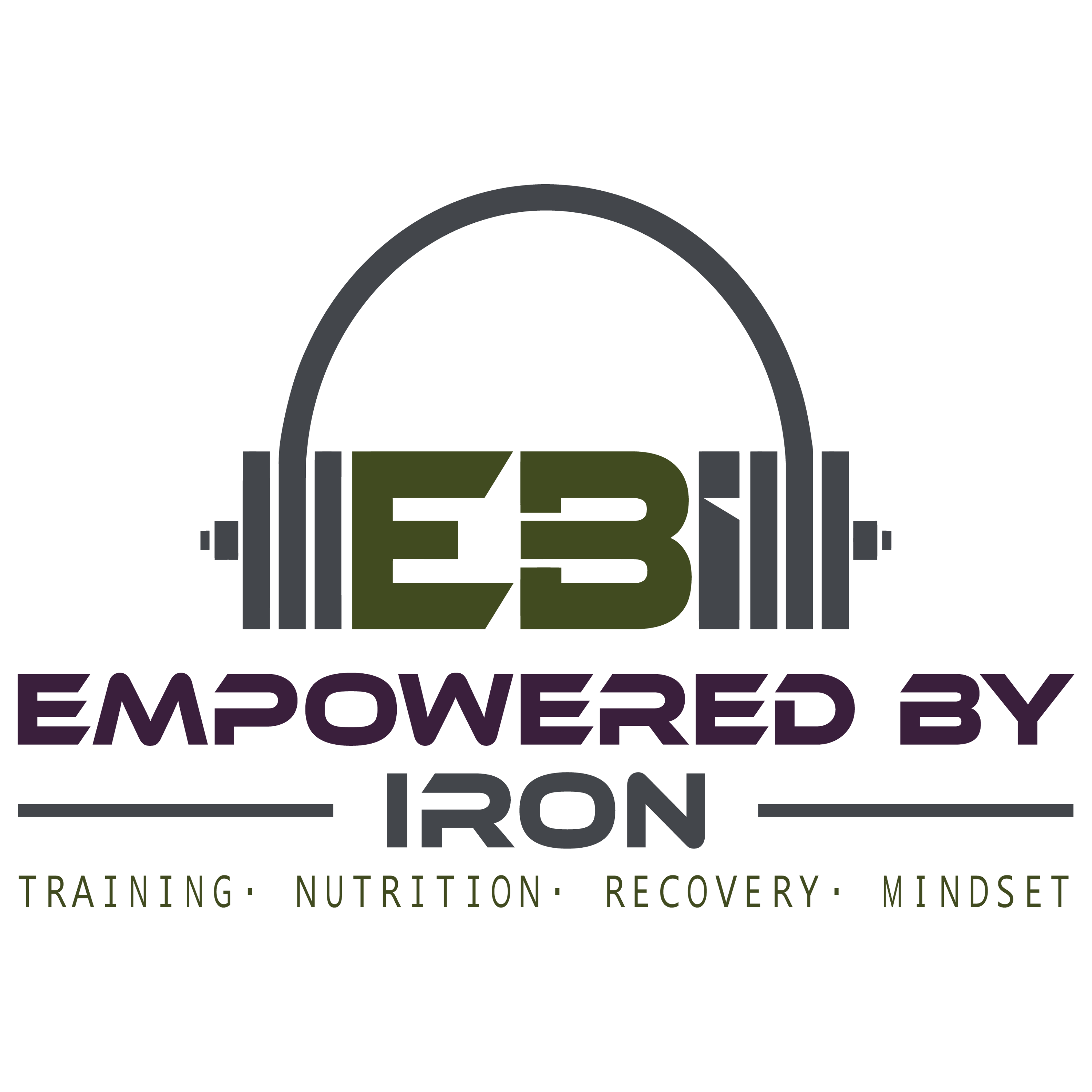 Empowered By Iron show art