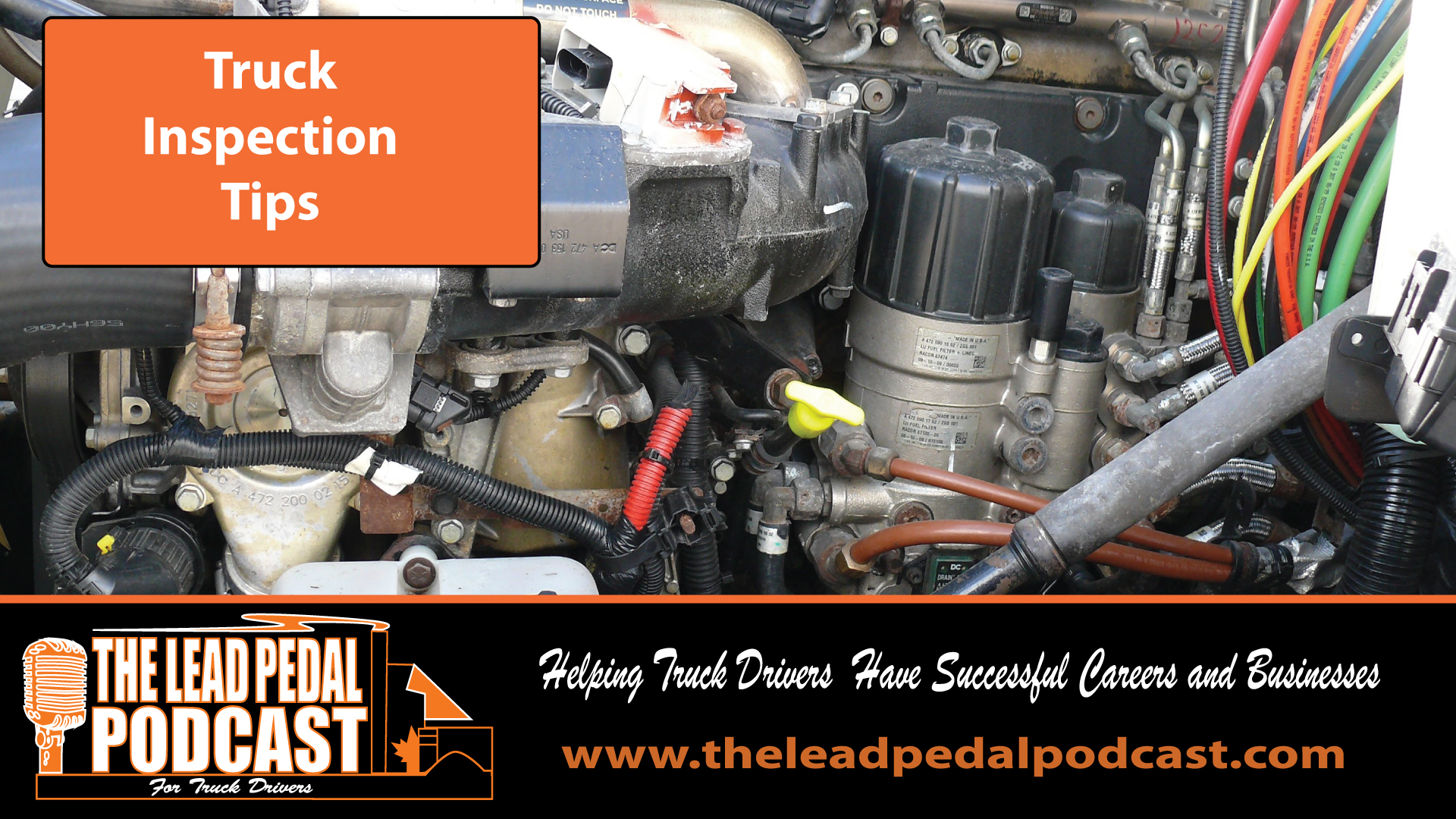 LP623 Inspection Tips for Truckers