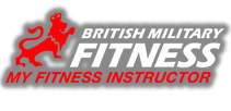 New British Military Fitness iPhone App