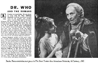 Tim's Take On: Episode 225(Doctor Who: The Romans mini review)
