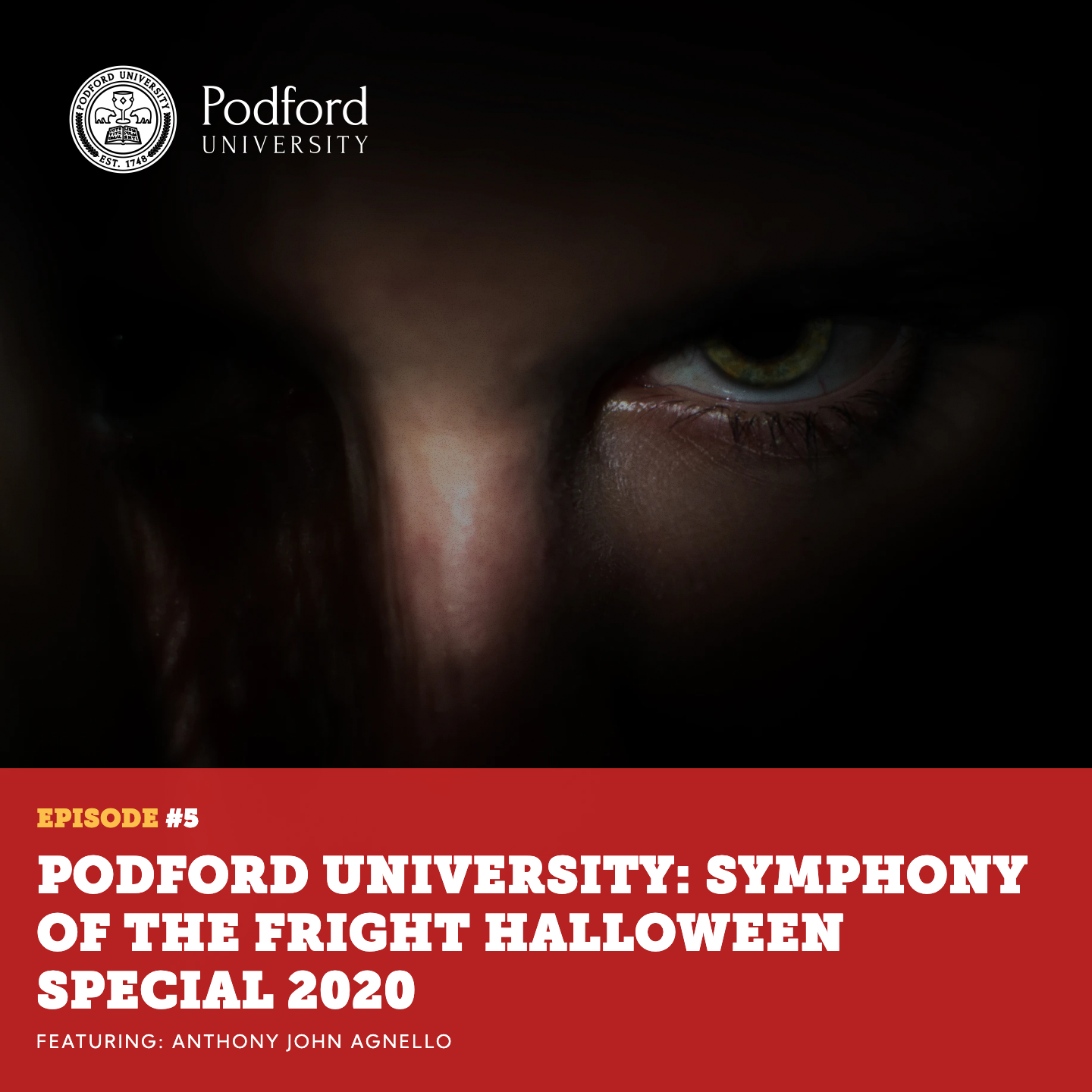 Podford University: Symphony of the Fright Halloween Special 2020