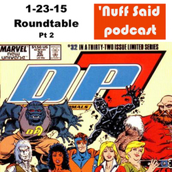 Jan 23, 2015  Nuff Said Round Table Part 2