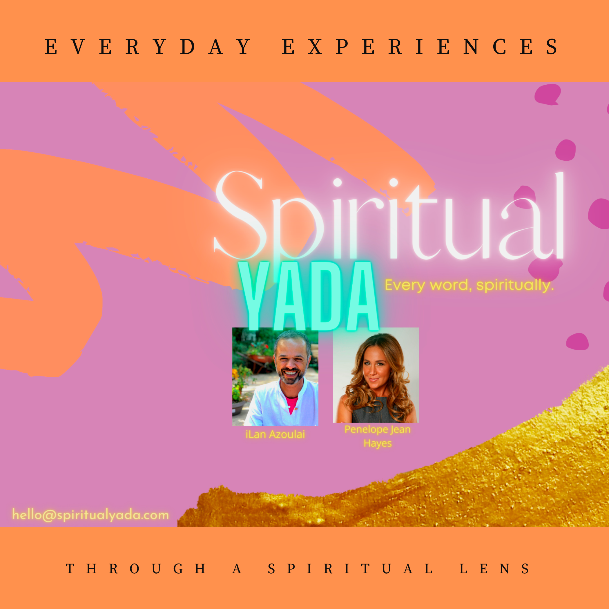 Artwork for Episode 9: Yada about Our Journeys and Spiritual Cycles