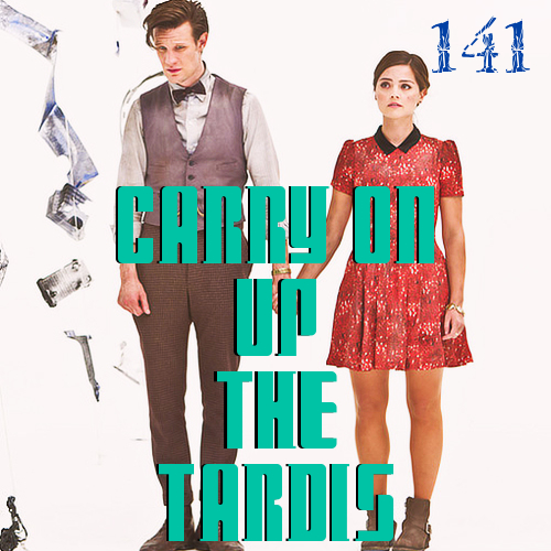 Pharos Project 141: Carry On up the TARDIS