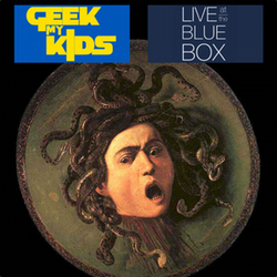 Geek My Kids LIVE at the Blue Box Cafe 2014